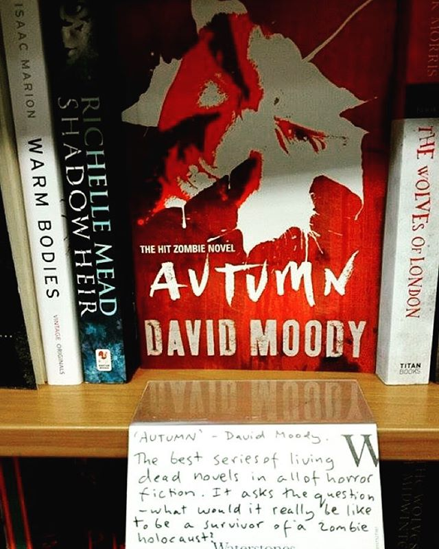 Thank you for recommending Autumn waterstones merryhill Continue reading