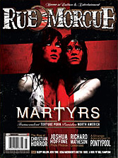 Rue Morgue issue 87