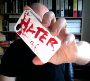 Hater phone cover