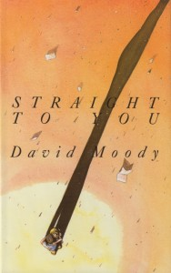 Straight to You by David Moody (Book Guild, 1996)