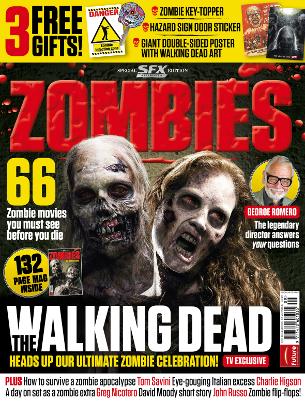 SFX Zombie Special, 2011
