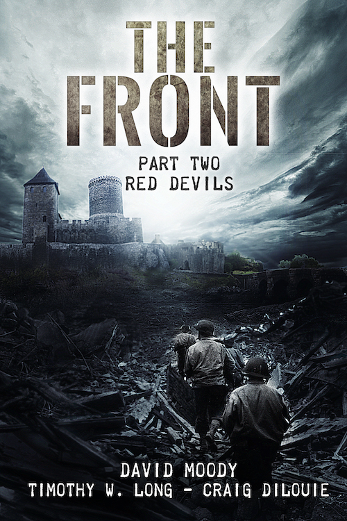 The Front: Red Devils by David Moody (Infected Books 2017)