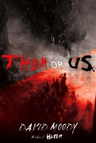 Them or Us - US cover