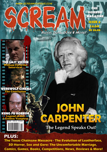 Issue 4 of Scream - available now!